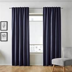 vorhang blau fertigvorhang in blau online bestellen