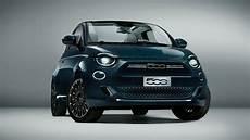 La Fiat 500 Passe 224 L 233 Lectrique Et Prix