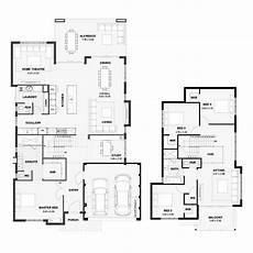 double storey house plans perth home designs perth double single storey designs in