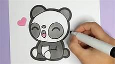 kawaii baby panda malen kawaii bilder