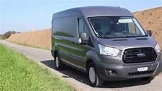 2014 Ford Transit 2 2 Tdci 155 Hp L3h2 Test Drive