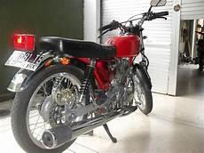 Cb 125 Modif by 1972 Honda Cb 125 Modifikasi For Sale Classic And