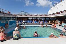 pools carnival conquest cruise ship cruise critic