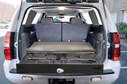 Nissan Suv Cargo Storage