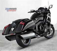 b und k bmw 2017 bmw k 1600 b six cylinder bagger mcnews au