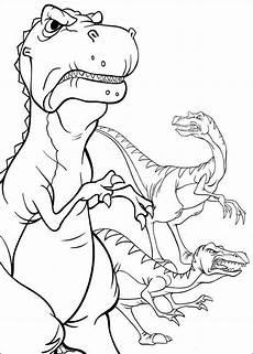 ausmalbilder land vor unserer zeit 19 dinosaur coloring