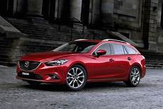 Mazda 6 Estate Review 2020 Parkers