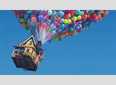 "Up & Away With Gas Art Silk Fabric Poster 36"" x 24"" in"
