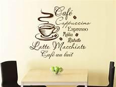 wandtattoo kaffee wandtattoo kaffee motiv k 252 che von wandtattoo de
