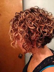 Curly Concave Hairstyles