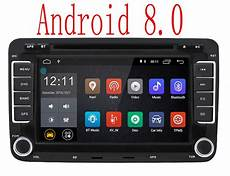 2 din 7 quot android 8 0 car dvd radio player for skoda