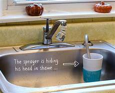 change kitchen faucet how to install a kitchen faucet it all started with paint