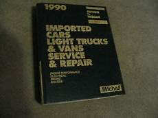what is the best auto repair manual 1990 pontiac turbo firefly lane departure warning mitchell manual imported cars light trucks vans service repair vol2 1990 ebay