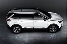 peugeot 5008 gt 2017 peugeot 5008 revealed with striking new look autocar