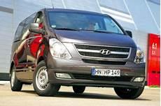 hyundai h1 neues modell 2017 hyundai h 1 autobild de