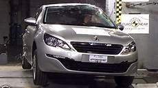2014 Peugeot 308 Crash Test
