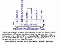 90 300zx wiring diagram i need to which wires go where i a black top sr20det ser1 with stock airflow meter