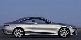 The Headlights In New Mercedes S Class Coupe Are