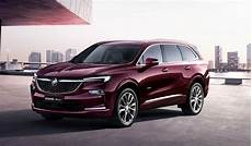 mystery buick 3 row crossover revealed as chinese market enclave