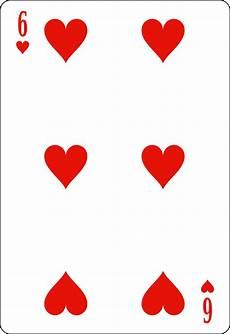 coeur de six de cœur wikip 233 dia