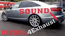 audi a6 3 0 tdi quattro 300 ps auspuff sound exhaust s6