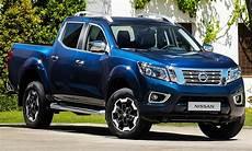 Nissan Navara Facelift 2019 Motor Ausstattung