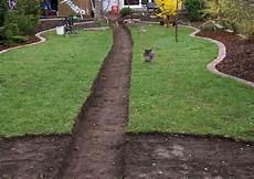 Gartenwege Anlegen Besser Ordentlich Ausschachten Und
