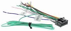 pioneer wire wiring harness 14 deh 43dh 45dh p76dh