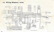 restoring a 1972 kawasaki g4 tr b motorcycle wiring diagram