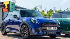 2019 mini jcw review 2019 mini cooper s jcw review look