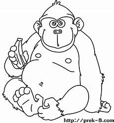 jungle animals coloring pages for kindergarten 17049 jungle animal coloring pages to and print for free