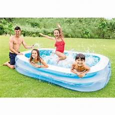 piscine gonflable rectangulaire piscine gonflable rectangulaire family intex