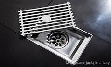 Submarine Kitchen Floor Drains Stainless Steel by 2020 Lead Free Top Sale 15cm 304 Bath Stainless Steel