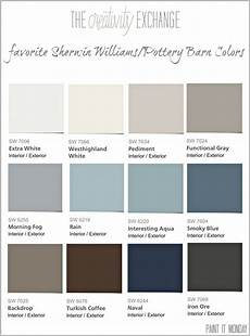 45 best pottery barn paint collection images pinterest