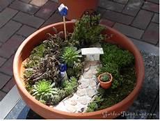 Miniature Zen Garden Home Designs Miniature Gardens