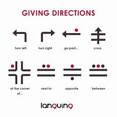 giving directions maths worksheets 11734 giving directions language esl efl learn vocabulary and grammar