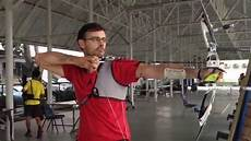 recurve archery shooting form youtube
