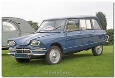 Simon Cars Citroen Ami 6