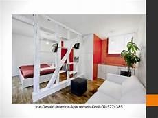 10 Ide Interior Ruangan Apartemen Mungil