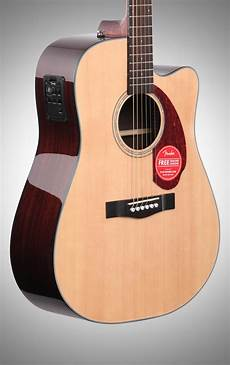 fender cd 140sce acoustic electric guitar fender cd 140sce dreadnought acoustic electric guitar with