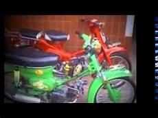 Modifikasi Lawas by Modifikasi Motor Lawas Motor Minti Honda C70