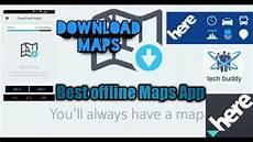 App Demo Here Wego Offline Maps Navigation