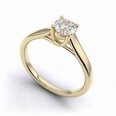 Yellow Gold Engagement Rings Sale