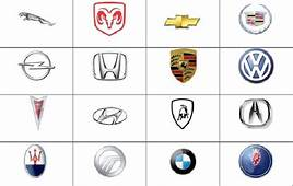 Famous Car Logos With Names Pictures To Pin On Pinterest