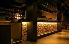 individuelle wohnraumgestaltung deckenverkleidung und bar steinoptik mit beleuchtung lajas deckenverkleidung