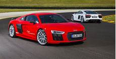Audi R8 Specifications