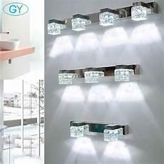 modern bathroom vanity light fixtures industrial led crystal mirror lights coiffeuse avec miroir