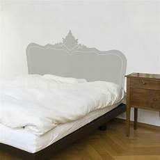Bett Mit Kopfteil - bett kopfteil mit originellem design f 252 r ein extravagantes