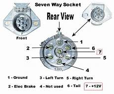 7 Pin Wiring Diagram Ford Tractor by Ag Seven Pin Wiring Diagram Ag Wiring Exles And