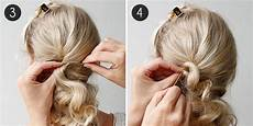 diy your wedding day hairstyle with this braided updo more com